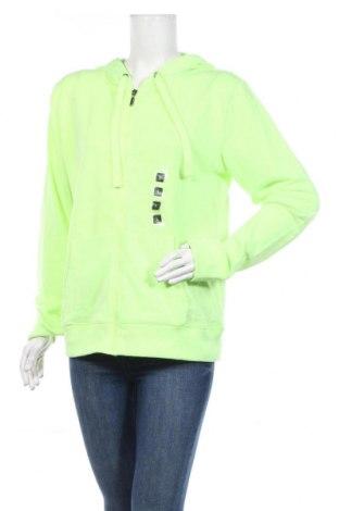Damska bluza Colours Of The World, Rozmiar L, Kolor Zielony, 70% poliester, 30% bawełna, Cena 102,60zł