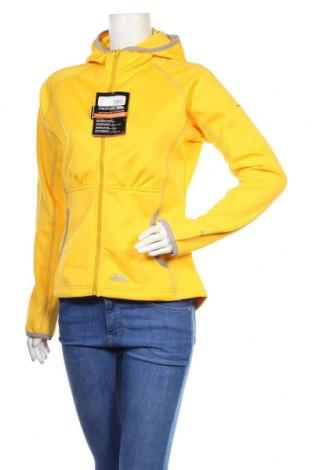 Damska bluza Trespass, Rozmiar L, Kolor Żółty, Poliester, Cena 166,88zł