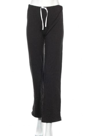 Дамско спортно долнище Bpc Bonprix Collection, Размер L, Цвят Черен, 95% памук, 5% еластан, Цена 7,35лв.