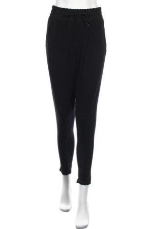Damskie spodnie sportowe Cotton On, Rozmiar XL, Kolor Czarny, 65% poliester, 30% wiskoza, 5% elastyna, Cena 82,50zł