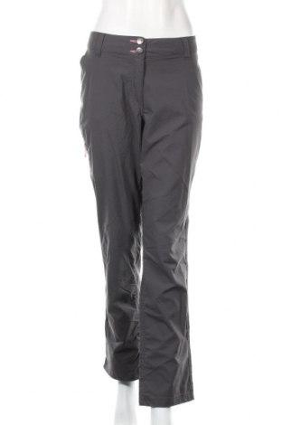 Дамски спортен панталон Crane, Размер XL, Цвят Сив, 95% полиамид, 5% еластан, Цена 6,56лв.