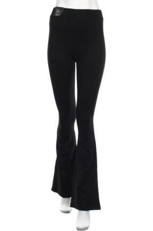 Damskie spodnie sportowe Gina Tricot, Rozmiar S, Kolor Czarny, 67% wiskoza, 28% poliester, 5% elastyna, Cena 84,00zł