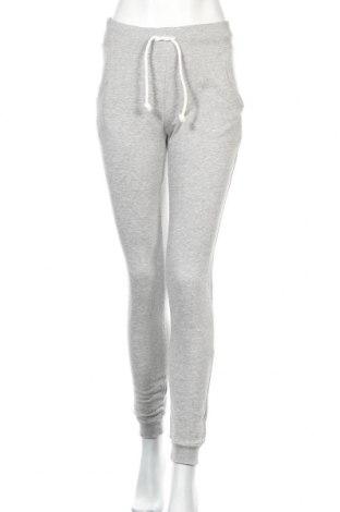 Damskie spodnie sportowe H&M Divided, Rozmiar XS, Kolor Szary, 76% bawełna, 17% poliester, 7% wiskoza, Cena 84,00zł