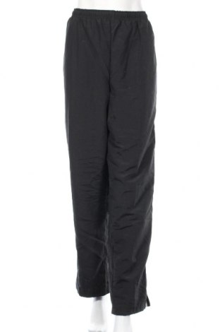 Дамско спортно долнище Manguun, Размер XXL, Цвят Черен, Полиестер, Цена 7,35лв.