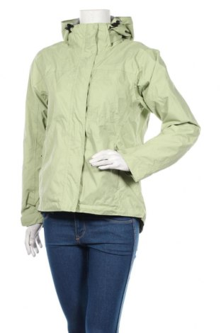 Дамско спортно яке Atrium, Размер S, Цвят Зелен, Полиамид, Цена 14,70лв.