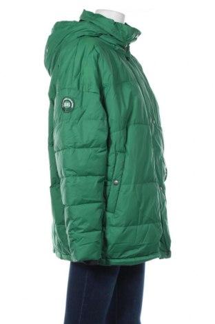 Дамско спортно яке Bpc Bonprix Collection, Размер XXL, Цвят Зелен, Полиестер, Цена 89,25лв.