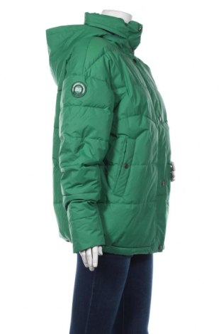 Дамско спортно яке Bpc Bonprix Collection, Размер L, Цвят Зелен, Полиестер, Цена 59,50лв.