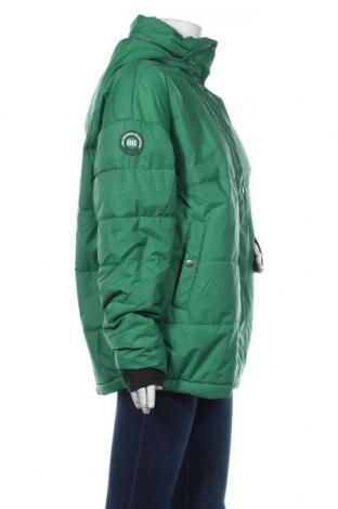 Дамско спортно яке Bpc Bonprix Collection, Размер XL, Цвят Зелен, Полиестер, Цена 63,07лв.