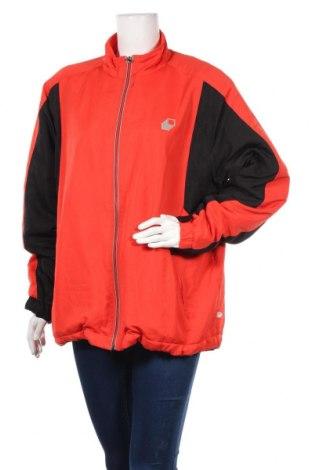 Дамско спортно яке Crane Sports, Размер XL, Цвят Оранжев, Полиестер, Цена 15,44лв.