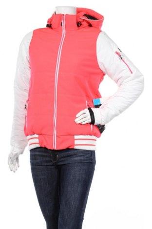 Дамско спортно яке Trespass, Размер M, Цвят Розов, Полиестер, Цена 84,27лв.