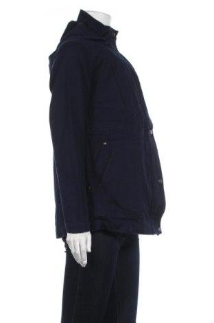 Дамско яке Bpc Bonprix Collection, Размер M, Цвят Син, 97% памук, 3% еластан, Цена 25,76лв.