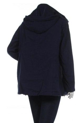 Дамско яке Bpc Bonprix Collection, Размер S, Цвят Син, 97% памук, 3% еластан, Цена 25,76лв.
