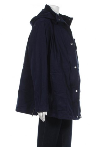 Дамско яке Bpc Bonprix Collection, Размер S, Цвят Син, 97% памук, 3% еластан, Цена 40,32лв.