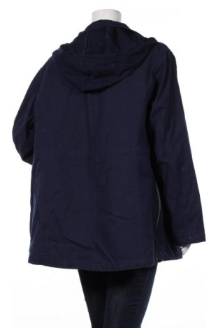Дамско яке Bpc Bonprix Collection, Размер XXL, Цвят Син, 97% памук, 3% еластан, Цена 25,76лв.