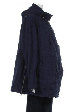 Дамско яке Bpc Bonprix Collection, Размер 4XL, Цвят Син, 97% памук, 3% еластан, Цена 25,76лв.