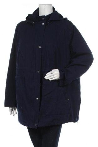 Дамско яке Bpc Bonprix Collection, Размер 4XL, Цвят Син, 97% памук, 3% еластан, Цена 28,00лв.