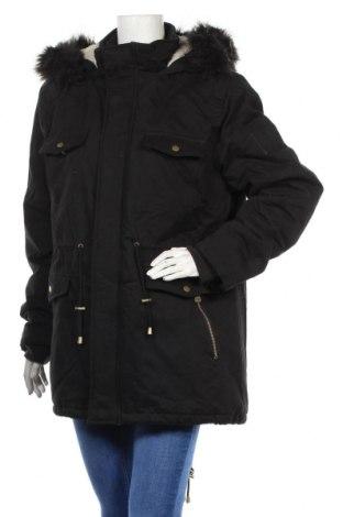 Дамско яке Geographical Norway, Размер XXL, Цвят Черен, Цена 149,50лв.