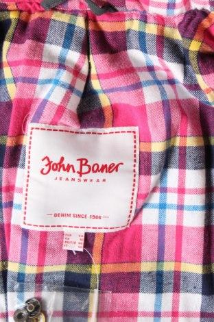 Дамско яке John Baner, Размер XL, Цвят Сив, Памук, Цена 28,00лв.
