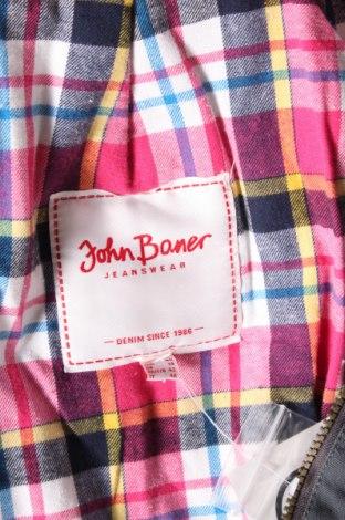 Дамско яке John Baner, Размер L, Цвят Сив, Памук, Цена 44,80лв.