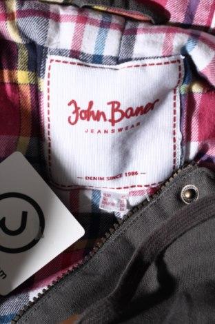 Дамско яке John Baner, Размер XXL, Цвят Сив, Памук, Цена 40,32лв.