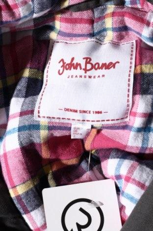 Дамско яке John Baner, Размер XL, Цвят Сив, Памук, Цена 40,32лв.