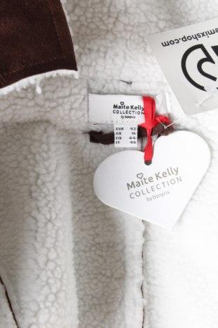 Дамско яке Maite Kelly by Bonprix, Размер L, Цвят Кафяв, Полиестер, Цена 47,60лв.