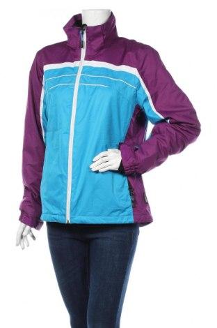 Дамско яке за зимни спортове Crivit, Размер L, Цвят Многоцветен, Полиестер, Цена 14,96лв.