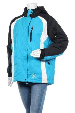 Дамско яке за зимни спортове Nkd, Размер L, Цвят Син, Полиамид, Цена 20,48лв.