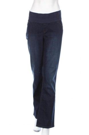 Дънки за бременни Esprit, Размер XL, Цвят Син, 98% памук, 2% еластан, Цена 44,50лв.