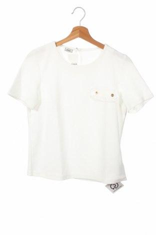 Παιδική μπλούζα Pimkie, Μέγεθος 8-9y/ 134-140 εκ., Χρώμα Λευκό, 95% πολυεστέρας, 5% ελαστάνη, Τιμή 10,52€