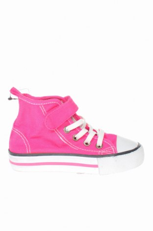 Obuwie dziecięce H&M, Rozmiar 25, Kolor Różowy, Materiał tekstylny, Cena 54,15zł