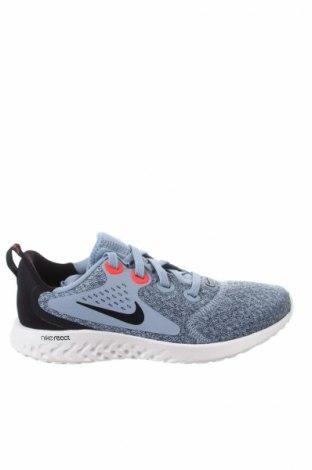 Obuwie Nike, Rozmiar 37, Kolor Niebieski, Materiał tekstylny, poliuretan, Cena 278,25zł
