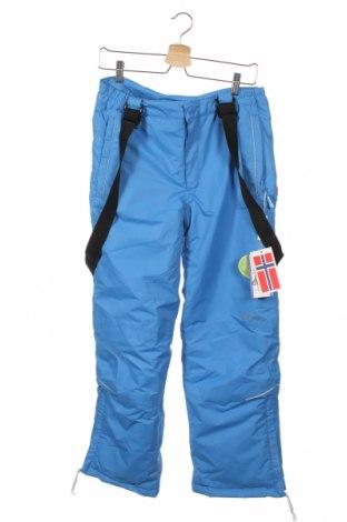 Детски панталон за зимни спортове Trollkids, Размер 13-14y/ 164-168 см, Цвят Син, Полиестер, Цена 64,35лв.