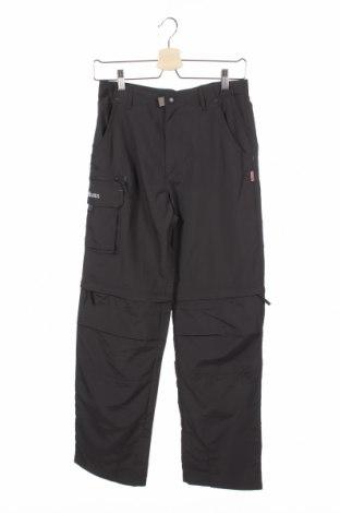 Детски спортен панталон Trollkids, Размер 15-18y/ 170-176 см, Цвят Сив, Полиамид, Цена 15,36лв.