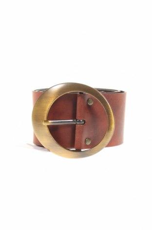 Колан Esprit, Цвят Кафяв, Естествена кожа, Цена 21,84лв.