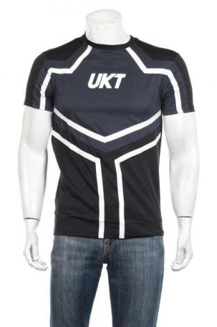 Ανδρικό t-shirt Unkut, Μέγεθος S, Χρώμα Μαύρο, 94% πολυεστέρας, 6% ελαστάνη, Τιμή 12,37€