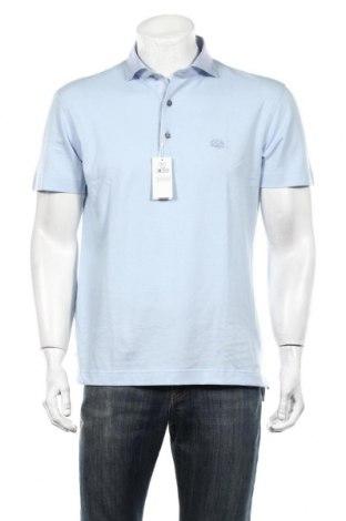 Ανδρικό t-shirt Van Laack, Μέγεθος M, Χρώμα Μπλέ, Βαμβάκι, Τιμή 25,65€