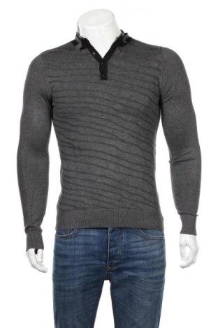 Ανδρικό πουλόβερ Always Jeans, Μέγεθος S, Χρώμα Γκρί, Τιμή 20,13€