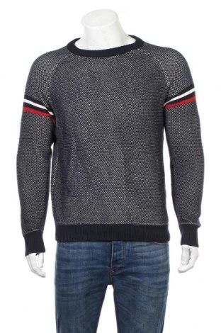 Ανδρικό πουλόβερ Angelo Litrico, Μέγεθος L, Χρώμα Μπλέ, 100% βαμβάκι, Τιμή 20,78€
