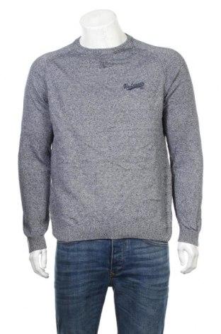 Ανδρικό πουλόβερ Angelo Litrico, Μέγεθος L, Χρώμα Μπλέ, Τιμή 17,54€