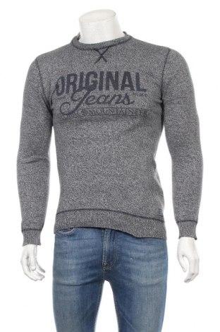 Ανδρικό πουλόβερ Blend, Μέγεθος S, Χρώμα Γκρί, Βαμβάκι, Τιμή 17,54€