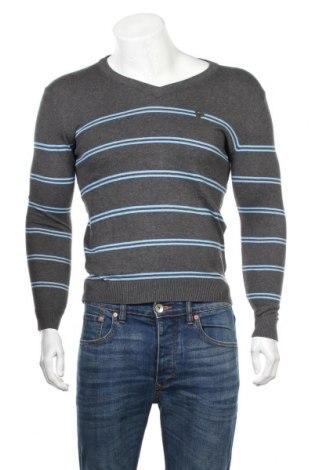Ανδρικό πουλόβερ Guess, Μέγεθος XS, Χρώμα Γκρί, Βαμβάκι, Τιμή 35,07€