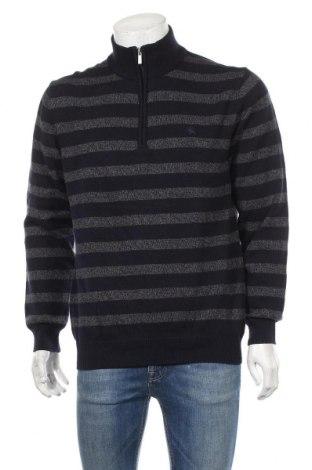 Ανδρικό πουλόβερ Kitaro, Μέγεθος XL, Χρώμα Μπλέ, 100% βαμβάκι, Τιμή 16,24€
