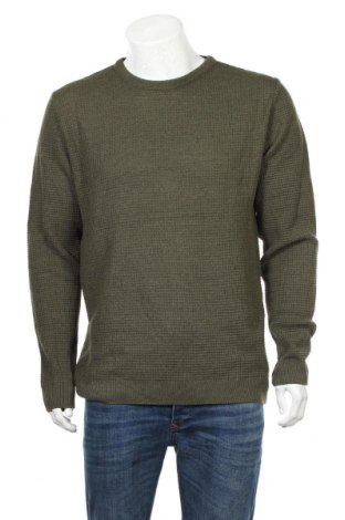 Ανδρικό πουλόβερ Primark, Μέγεθος XXL, Χρώμα Πράσινο, Ακρυλικό, Τιμή 16,89€