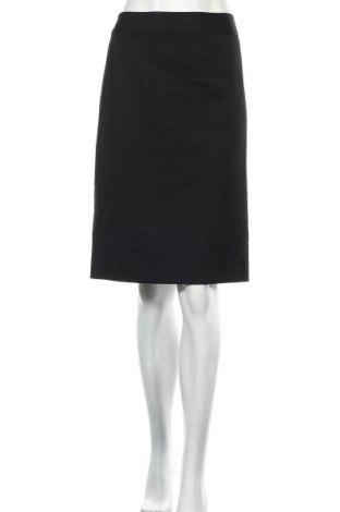Пола Anne Klein, Размер M, Цвят Черен, 73% полиестер, 25% вискоза, 2% еластан, Цена 9,80лв.