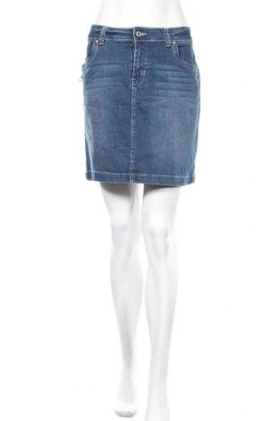 Spódnica Boule, Rozmiar L, Kolor Niebieski, 98% bawełna, 2% elastyna, Cena 72,00zł