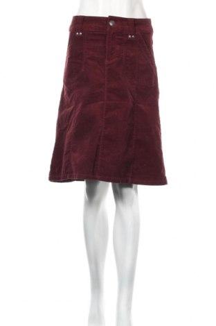 Spódnica Yessica, Rozmiar M, Kolor Czerwony, 98% bawełna, 2% elastyna, Cena 57,00zł