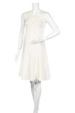 Φόρεμα Armand Ventilo, Μέγεθος S, Χρώμα Λευκό, Λινό, Τιμή 56,45€