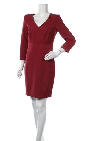Šaty  Gaudi, Velikost M, Barva Červená, 94% polyester, 6% elastan, Cena  441,00Kč