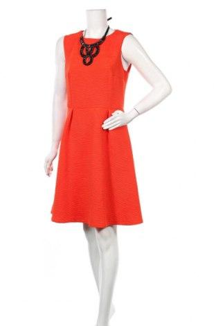 Рокля La Fee Maraboutee, Размер L, Цвят Оранжев, 96% полиестер, 4% еластан, Цена 107,40лв.